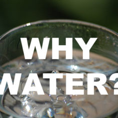 Why Water?
